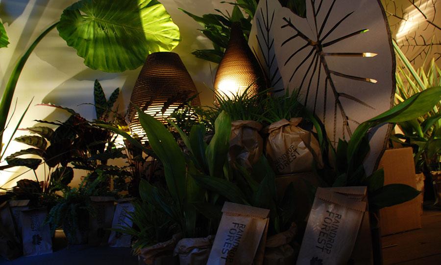 Raindrop Forest - Fuori Salone 2014