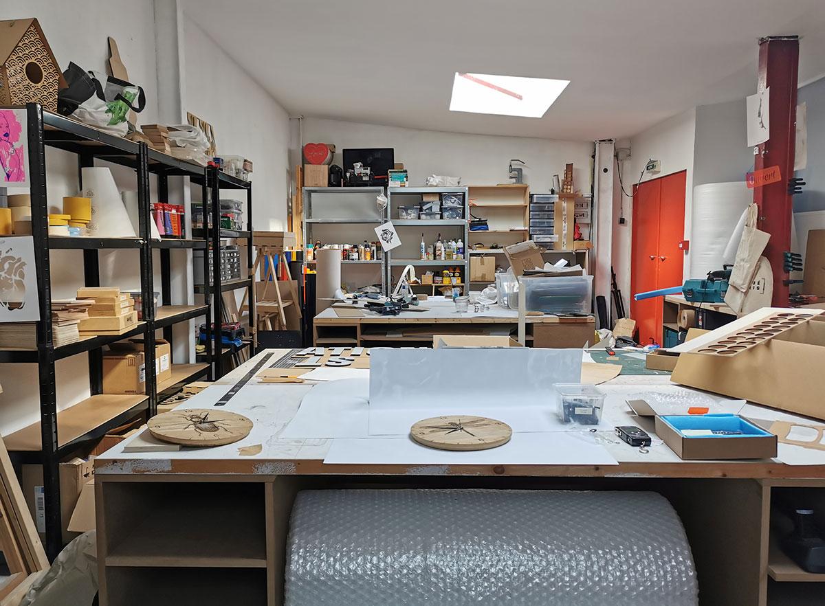 laboratoire atelier figura sfondo