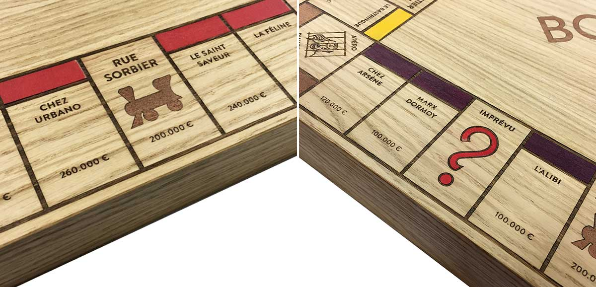 monopoli en bois